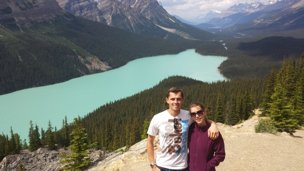 Amazing Peyto Lake