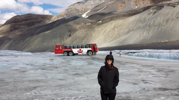 Glacier public transportation