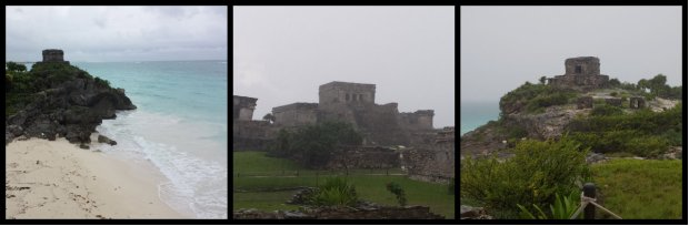 Tulum under a monsoon