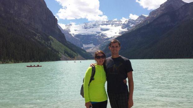 Lake Louise was amazing
