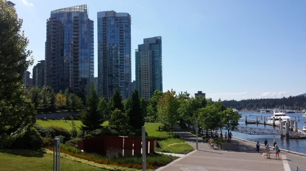 Our neighborhood, Coal Harbour